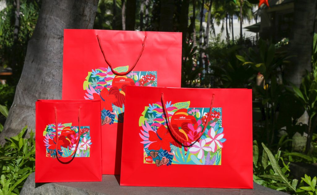 ロイヤル・ハワイアン・センター、1月1日〜3日まで福袋を販売