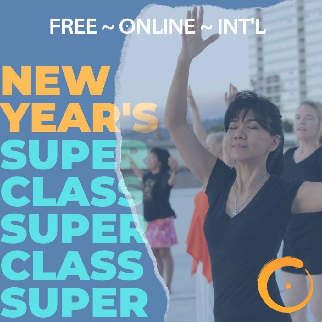 """2021年 """"スーパークラス""""でミニクラスを無料体験!"""