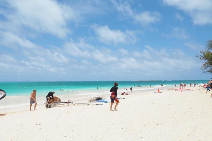 ハワイのおすすめビーチ カイルアビーチ
