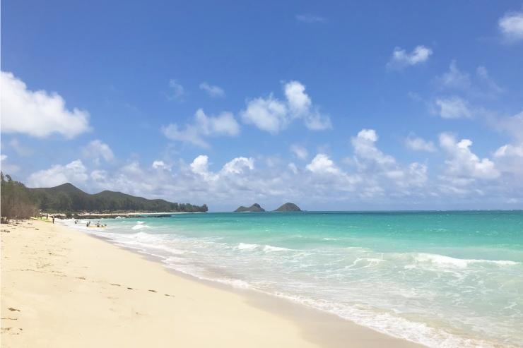 ハワイのおすすめビーチ ベローズビーチ