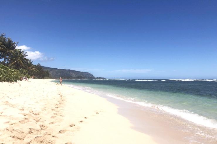 ハワイのおすすめビーチ モクレイアビーチ