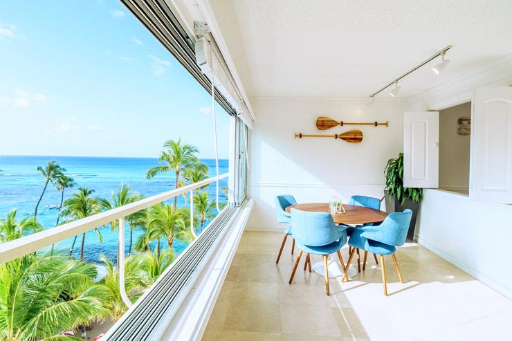 絶景が魅力の人気バケレンで快適なハワイ滞在を実現