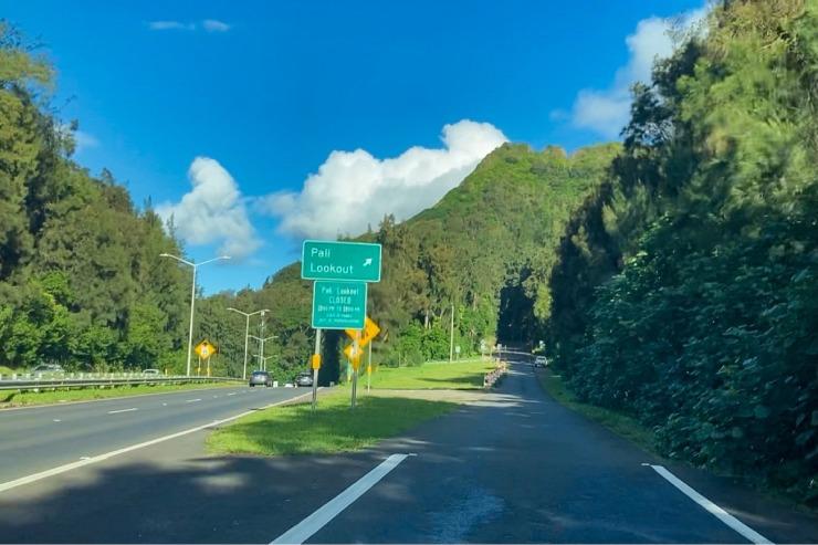 メレを旅するハワイ〜ヌウアヌへドライブ