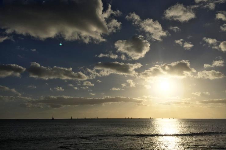 2月のハワイ