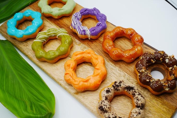 モチモチ食感の新ドーナツ店がワイキキにオープン