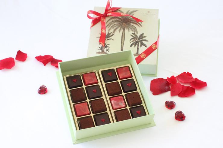 特製チョコレートトリュフ