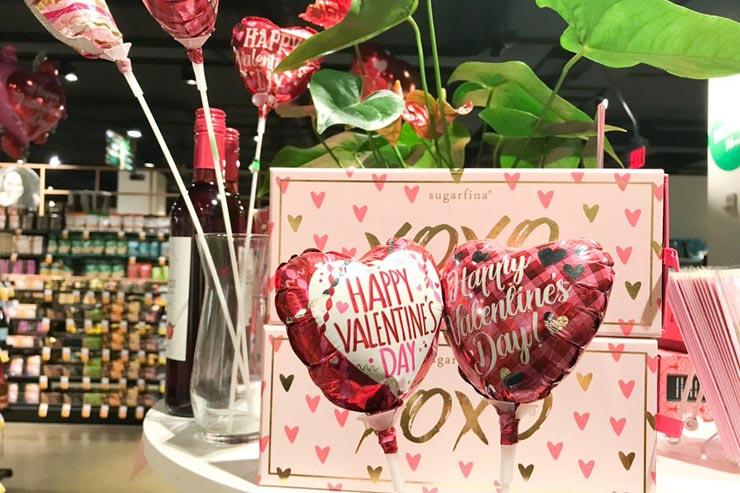 ハワイのスーパーで見つけたバレンタイン2021