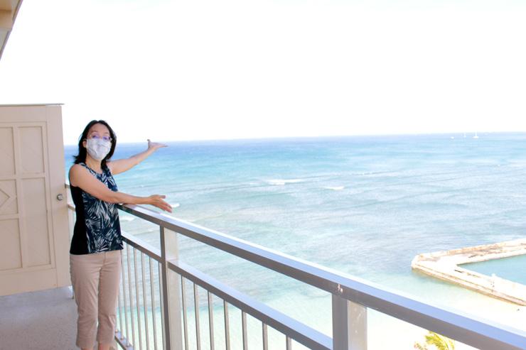 カイマナビーチホテルのスイーツ