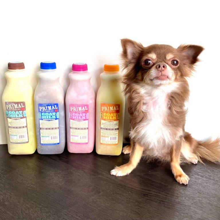 カルビン&スージー:Primalゴートミルク$2オフ