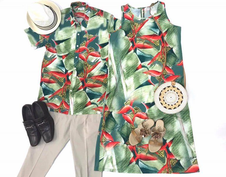 マウイ島アーティストのデザインブランド Sabado