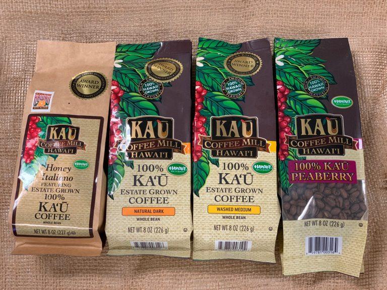ハワイ島カウ地区のカウコーヒーをご存知ですか?