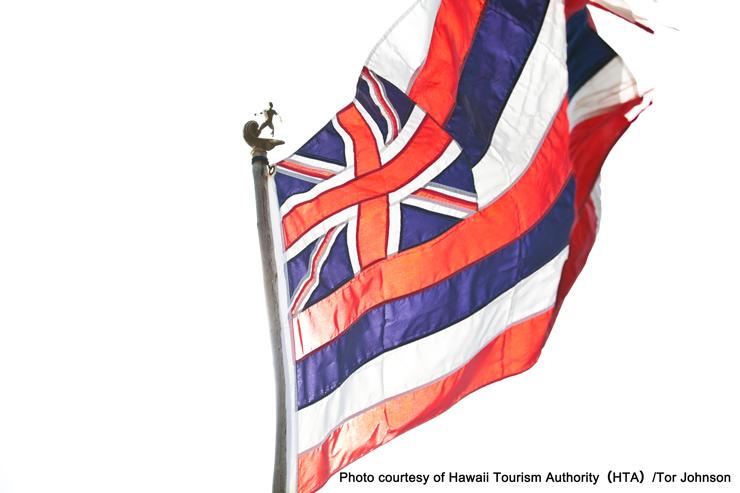 番外編! ハワイ州旗の誕生秘話&意味合い