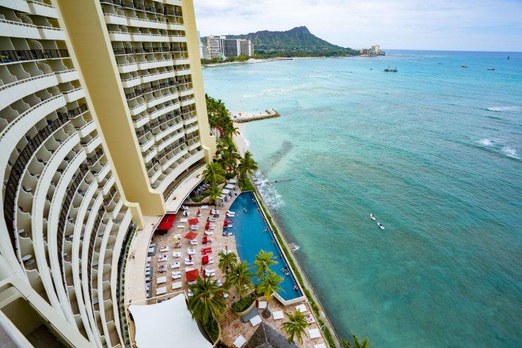 ハワイに恋して