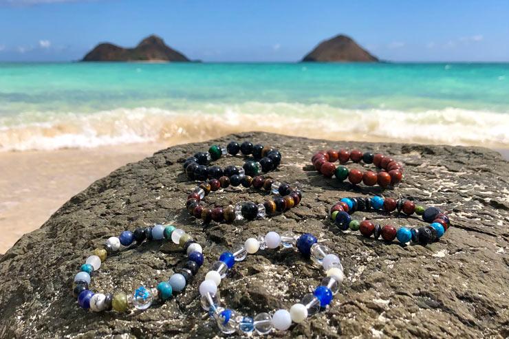 ハワイから届く上質パワーストーンがクーポンでお得