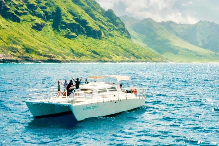 ハワイの自然を満喫!感動と癒やしのツアーが登場