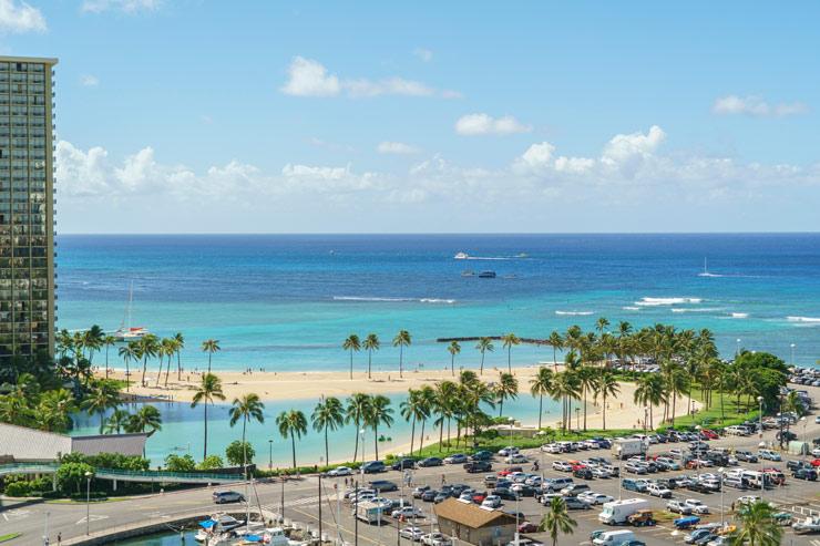 海が目の前の絶景バケレンでハワイ滞在を楽しもう