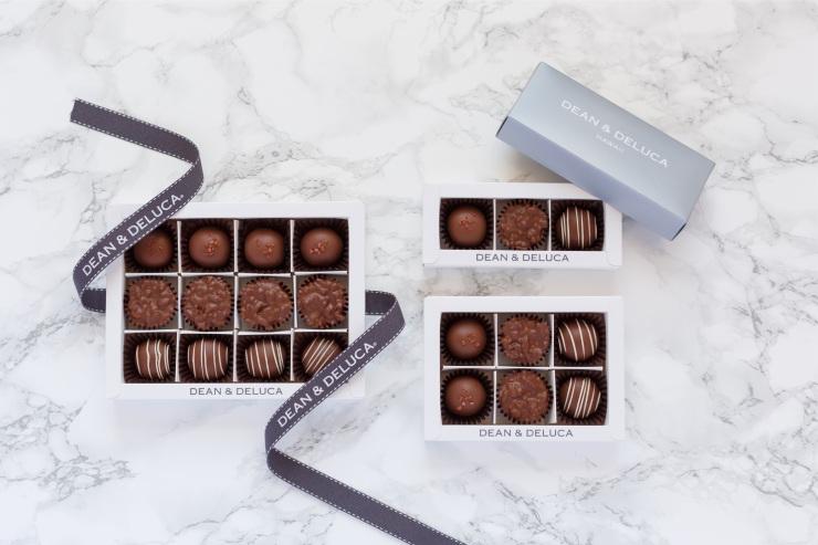 ハワイのディーン&デルーカ マカダミアナッツチョコレート