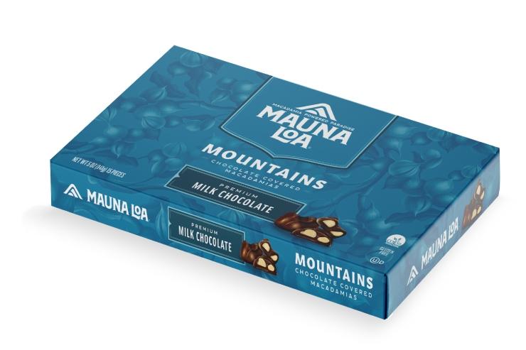 ハワイのマウナロア マカダミアナッツチョコレート