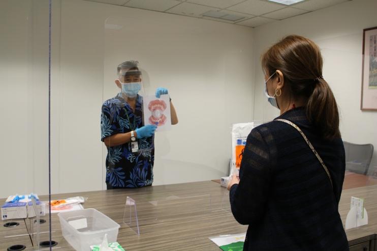 ワイキキにオープン!日本語対応のPCR検査センター