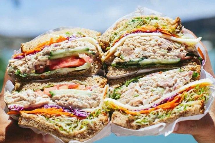 新鮮&ヘルシー!サンドイッチ店がハワイカイに新登場