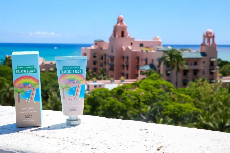 ワイキキビーチ(海洋深層水&アップルウォーターの香り)