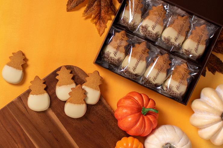 この秋食べたい!人気クッキー店の限定フレーバー