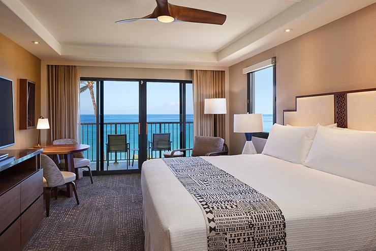 マウイ島の人気ホテルの客室とレストランの改装が完了